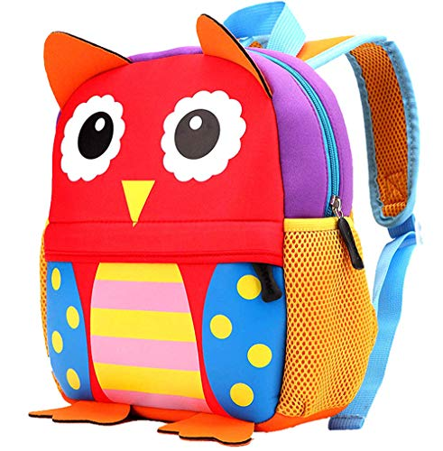 Toddler Backpack for Boys and Girls, 10.6