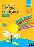 """Image of """"maîtrise de la langue française ; CE2 ; manuel de l'élève (édition 2009)"""""""