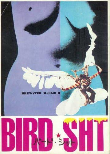 Brewster McLoud  Bud Cort vintage movie poster print