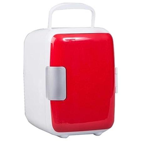 WYTF mini refrigerador de 4L 12V Refrigerador eléctrico y ...