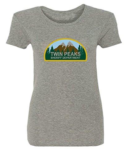 Twin Peaks Sheriff Department Damen T-shirt