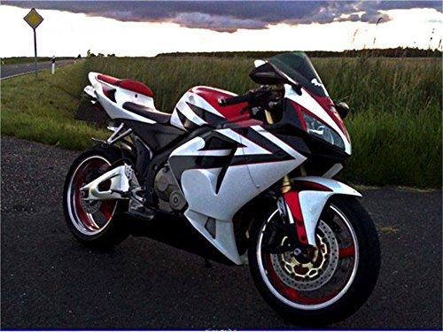 (New Injection Mold Fairing ABS Plastic Kit Fit for Honda CBR600RR 2005 2006)
