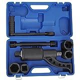 HomCom Heavy Duty Torque Multiplier Lug Nut Remover Wrench Set