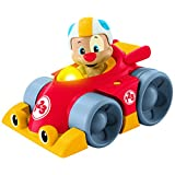 Fisher-Price Laugh & Learn Puppy's Press 'N Go Car [French]