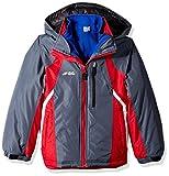London Fog Boys' 4-in-1 System Jacket Winter Coat