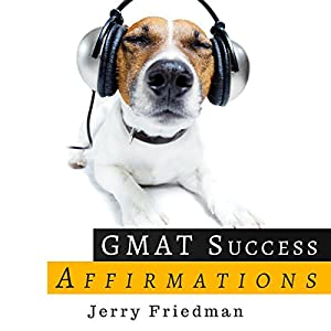 GMAT Success Affirmations Audiobook