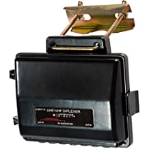 Antenna's Direct EU385CF UHF/VHF Antenna Combiner with F Connection