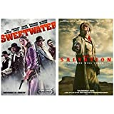 The Salvation & Sweetwater - Double Feature DVD 2-Pack