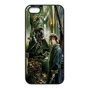 The Hobbit 3 FG8052234 Phone Back Case Customized Art Print Design Hard Shell Protection Iphone 5,5S