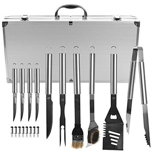 personalized bbq set - 9