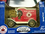 Gearbox 1912 Red Crown Gasoline Coin Bank Ford Delivery Truck