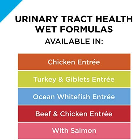 Purina Pro Plan FOCUS Urinary Tract Health Adult Wet and Dry Food 10