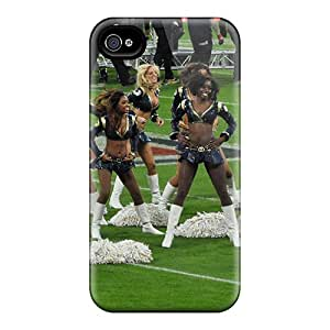 Hot Style Ptl26322tGag Protective Case Cover For Iphone4/4s(st. Louis Rams Cheerleaders)