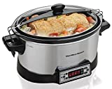 Cheap Hamilton Beach 33642 Programmable Right Size Slow Cooker, Multi-Quart