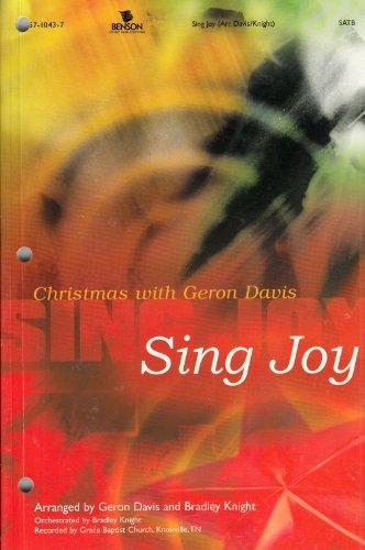 Sing Joy: Satb