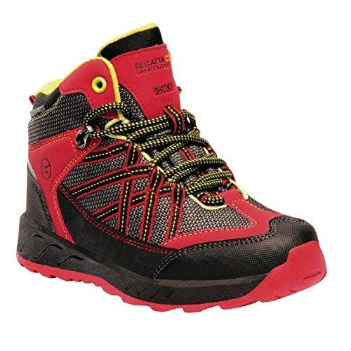 Randonnée Chaussures Enfant Regatta Gris rose De Samaris q5Pxwvt