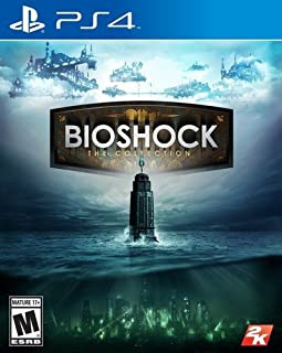 BioShock: The Collection - PlayStation 4 (B01HIZF83S)   Amazon Products
