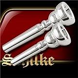 Schilke Standard Series Trumpet Mouthpiece Group I In Silver 13A4a Silver