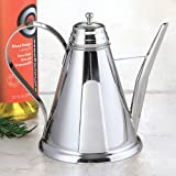 Norpro 2-Cup Stainless Steel Oil Can