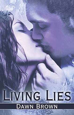 book cover of Living Lies