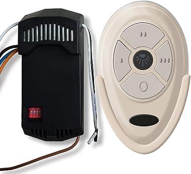 Ceiling Fan Remote Control Kit Replacement for Harbor Breeze FAN-35T KUJCE9603 L3HFAN35T1