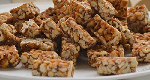 Kovilpatti kadalai Mittai / Pea Nut Candy 250g: Amazon.in: Grocery ...