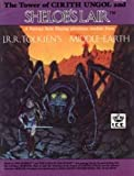 Tower of Cirith Ungol and Shelob's Lair (Middle Earth Role Playing/MERP)