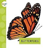 Butterflies (Spot Creepy Crawlies)