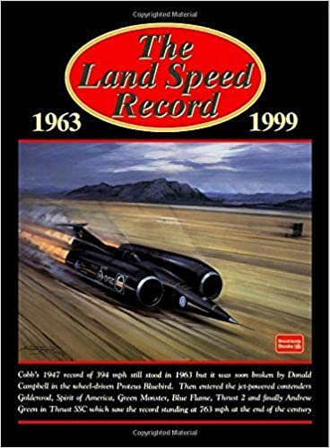 The Land Speed Record 1963-1999 by Clarke, R.M. (2000)