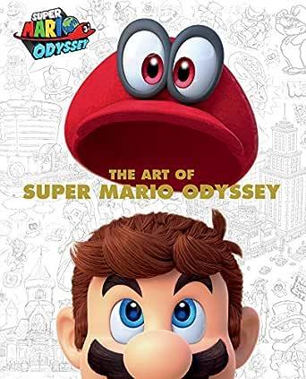 The Art of Super Mario Odyssey (English Edition) eBook: Nintendo ...