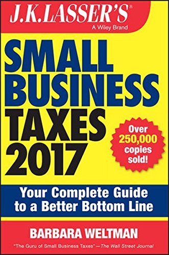 J K Lassers Small Business Taxes