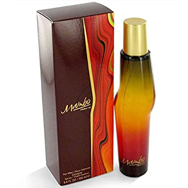 Mambo by Liz Claiborne for Men, Cologne Spray, 3.4-Ounce