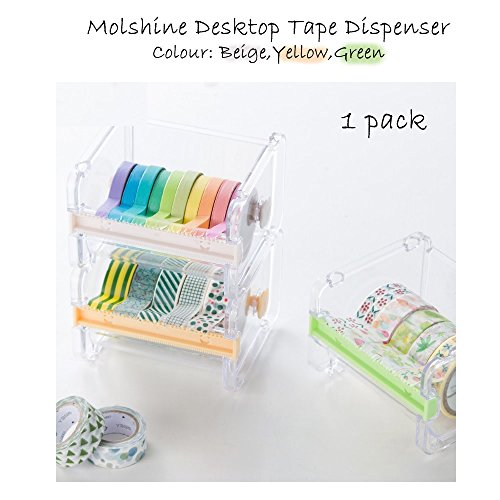 Molshine Transparent visible Dispenser included product image