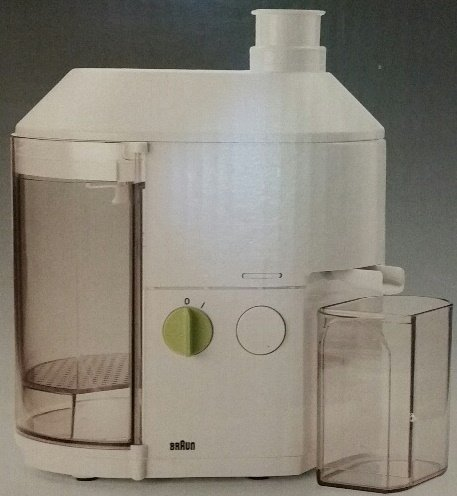 Slow Juicer Pulp : Braun Deluxe Juice Extractor with Automatic Pulp Ejection Slow Masticating Juicers