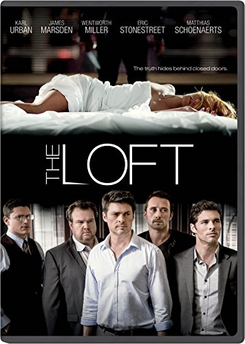 DVD : The Loft (Snap Case)