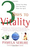 3 Days to Vitality, Pamela Serure, 0060928867