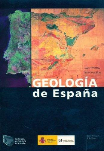 Descargar Libro Geología De España J.a. Vera