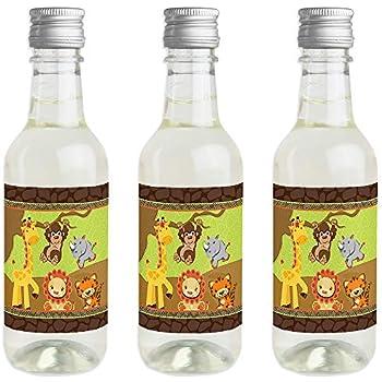 Amazon.com: Ahoy - Pegatinas para botellas de vino y champán ...