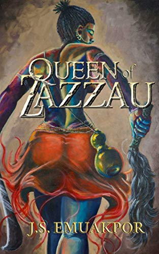 Book: Queen of Zazzau by J.S. Emuakpor