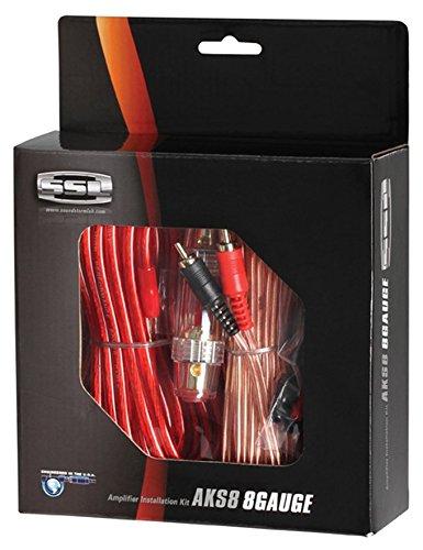"""51uBDCZWTOL - MTX TNE212D 12"""" 1200W Dual Loaded Car Subwoofers + Box + Planet 1500W Amp + Kit"""