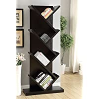 Coaster Home Furnishings Coaster 800540 Bookcase, Cappuccino
