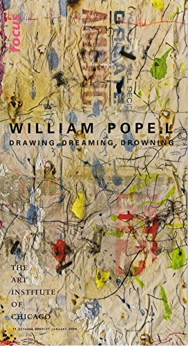 William Pope.L Drawing Dreaming Drowning