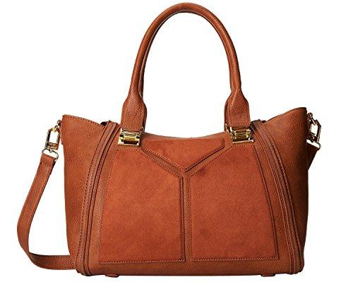 Steve Madden Women's Bessiee Shoulder Satchel Handbag