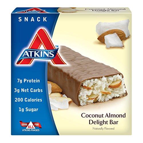 Atkins Snack Coconut Almond Delight