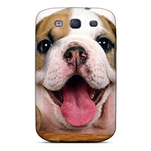 Hot Tpye Cute Dog Case Cover For Galaxy S3