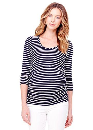 Ingrid Isabel Womens Maternity Shirred product image