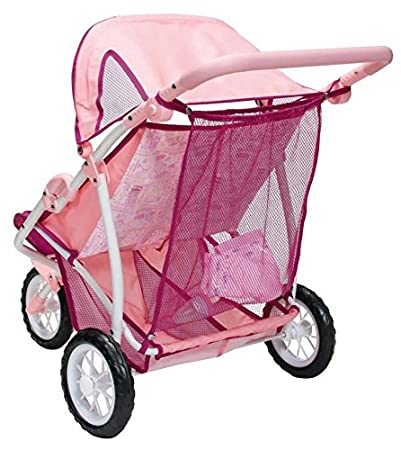 Amazon.com: BABY born Twin Jogger: Health & Personal Care