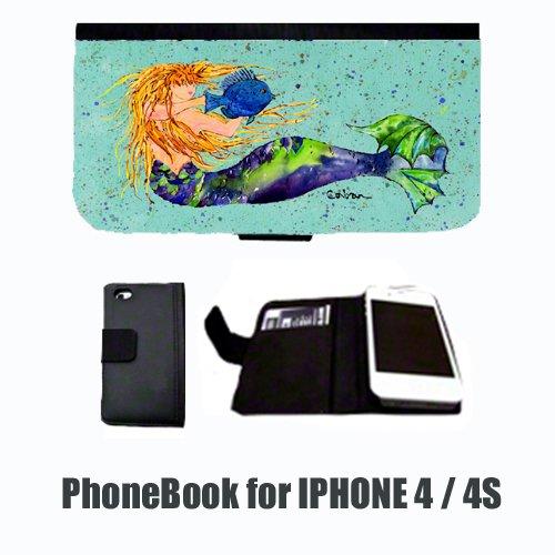 Sirena rubia sirena agenda telefónica celular móvil para ...