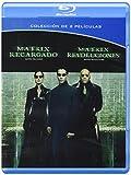 Paquete: Matrix Recargado + Matrix Revoluciones [Blu-ray]