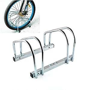 Femor aparca bicicleta soporte para bicicleta suelo pared for Soporte para bicicletas suelo